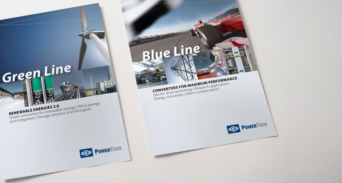 Graphic Design Knorr Bremse Powertech Hightech Graphics Power Systems